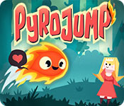 Feature screenshot game Pyro Jump