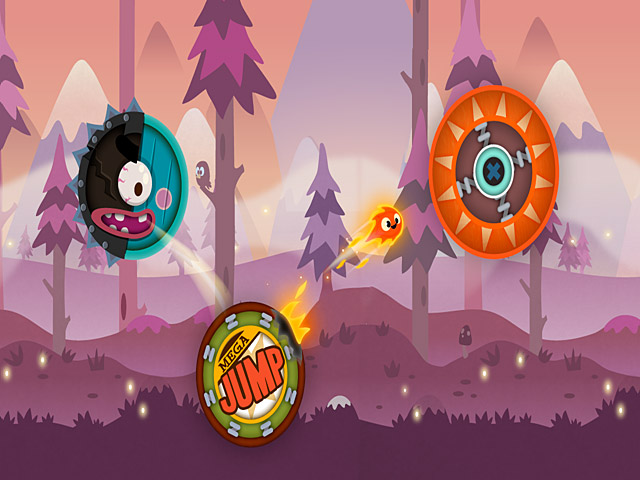 Game screenshot 3 Pyro Jump