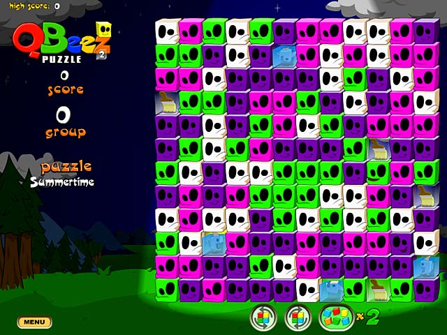 Game screenshot 1 QBeez 2