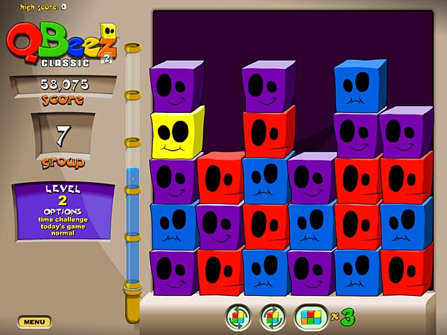 Game screenshot 2 QBeez 2
