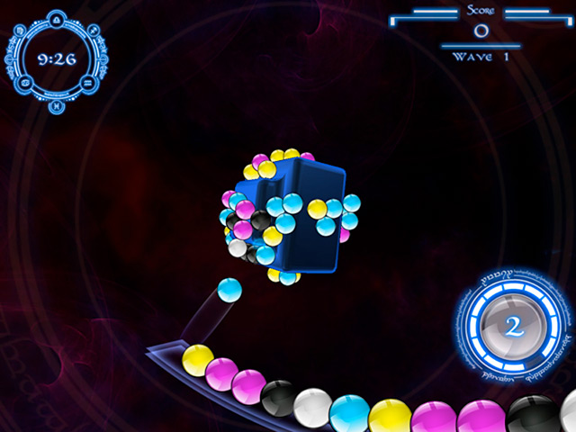 Game screenshot 1 Quantz