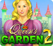 Feature screenshot game Queen's Garden 2