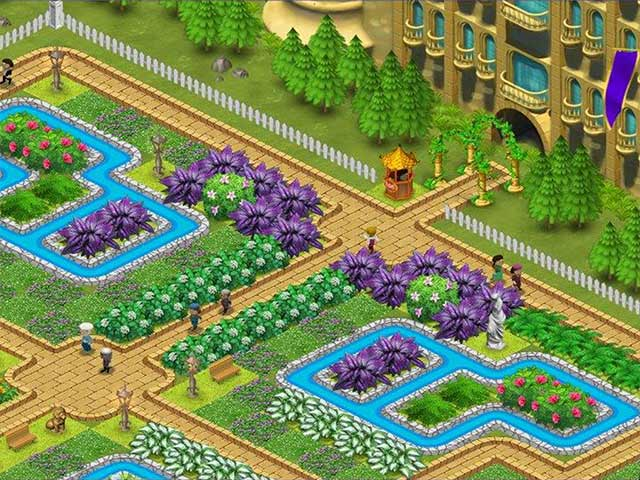 Game screenshot 2 Queen's Garden 2