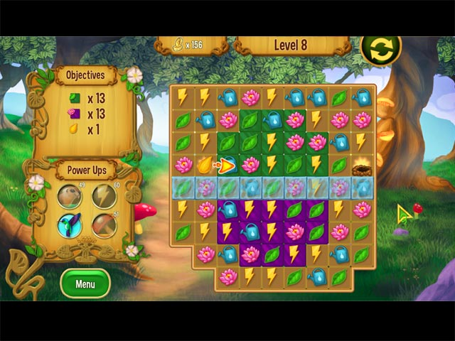 Game screenshot 1 Queen's Garden