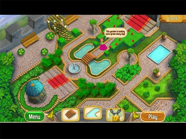 Queens Garden iPad iPhone Android Mac PC Game Big Fish