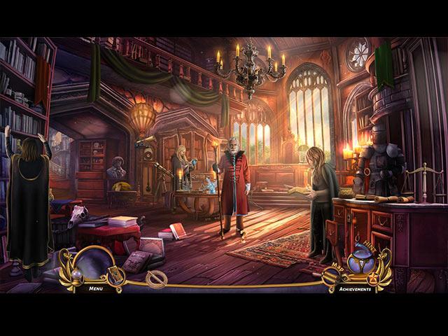 Queen's Quest III: End of Dawn - Screenshot 1