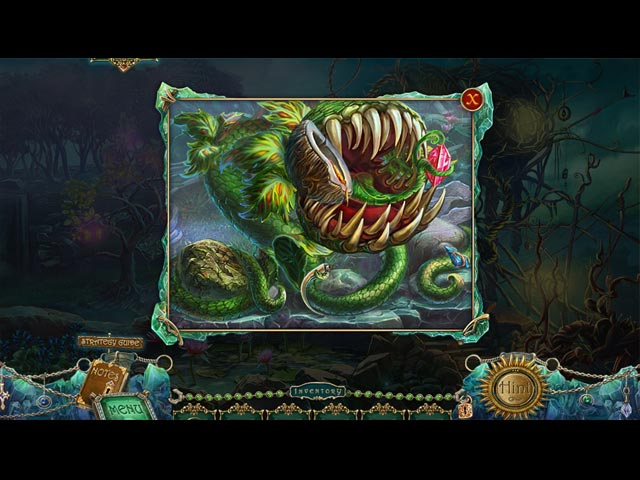 Game screenshot 2 Queen's Tales: The Beast and the Nightingale Collector's Edition