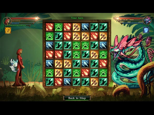 Quest Of The Dragon Soul Screen2