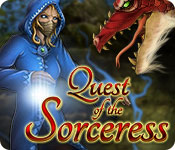 Feature screenshot game Quest of the Sorceress