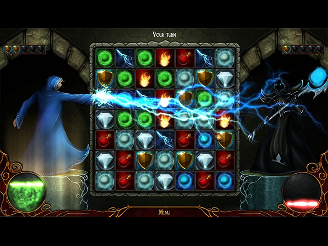 Game screenshot 1 Quest of the Sorceress