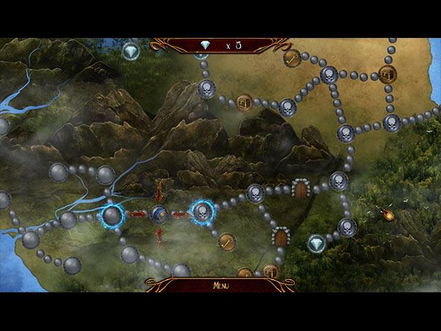 Game screenshot 2 Quest of the Sorceress