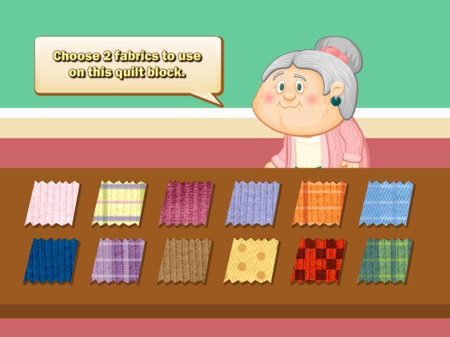 Game screenshot 3 Quilting Time