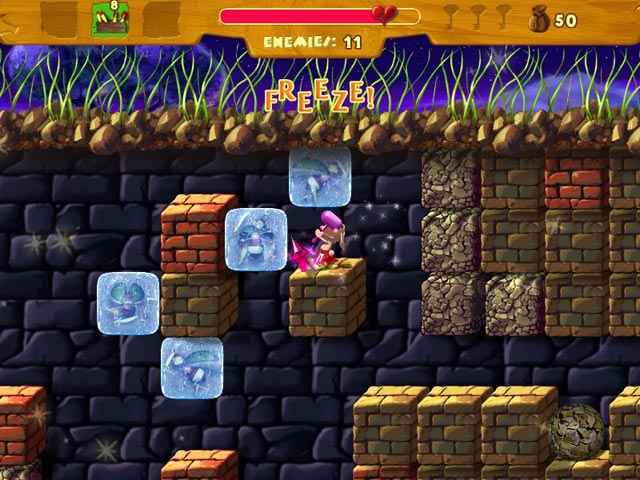 Game screenshot 2 Rabbit's Magic Adventures