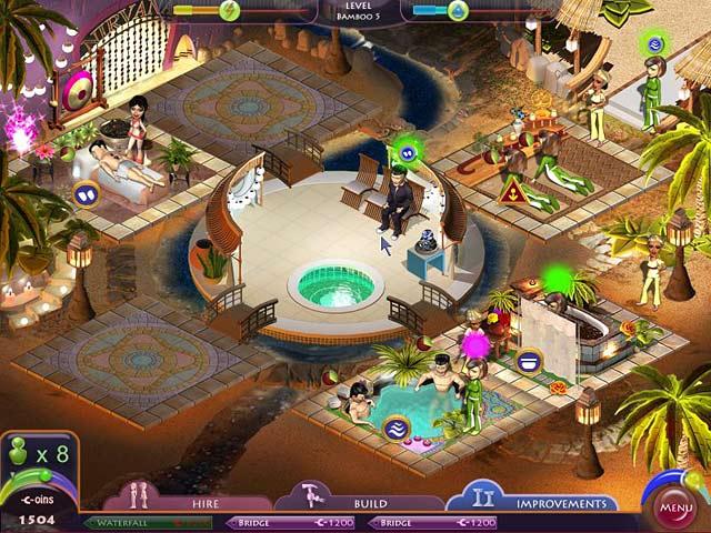 Game screenshot 1 Rachel's Retreat