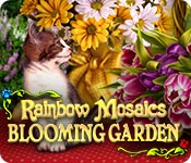 free download Rainbow Mosaics: Blooming Garden game