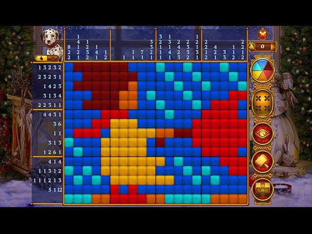 Rainbow Mosaics: Christmas Lights 2 > iPad, iPhone, Android, Mac ...