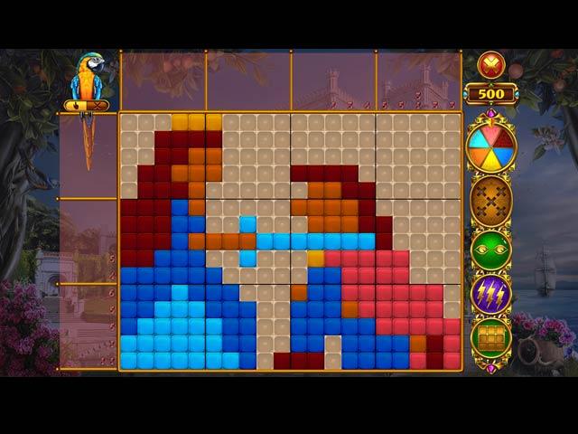 Rainbow Mosaics: Treasure Trip 2 img