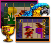 Rainbow Mosaics 2: Treasure Trip - Mac