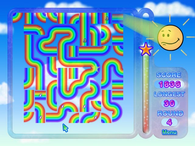 Game screenshot 2 Rainbow Ruffle