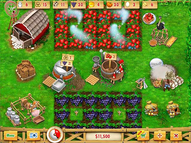 Play ranch rush online games big fish for Big fish games online