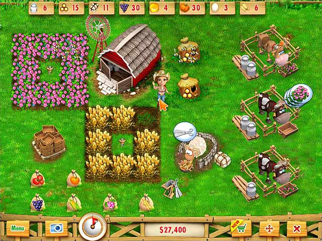 Game screenshot 3 Ranch Rush