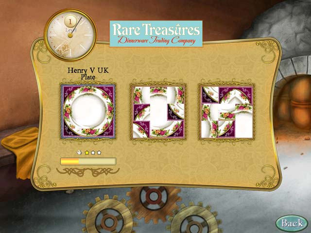 Game screenshot 2 Rare Treasures: Dinnerware Trading Company