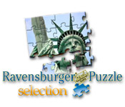 Ravensburger Puzzle Selection feature