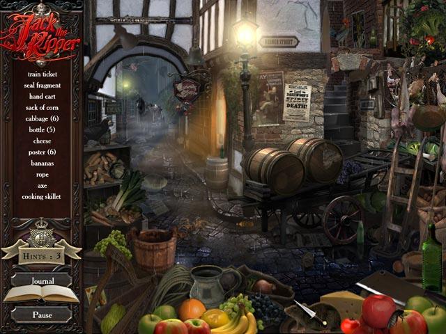 Game screenshot 2 Real Crimes: Jack the Ripper