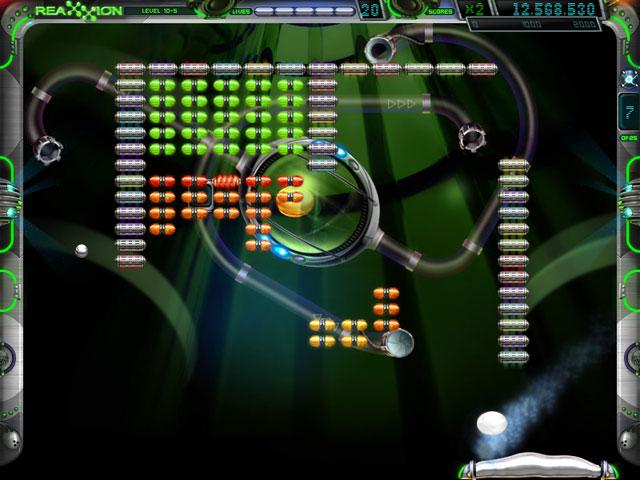 Game screenshot 2 Reaxxion
