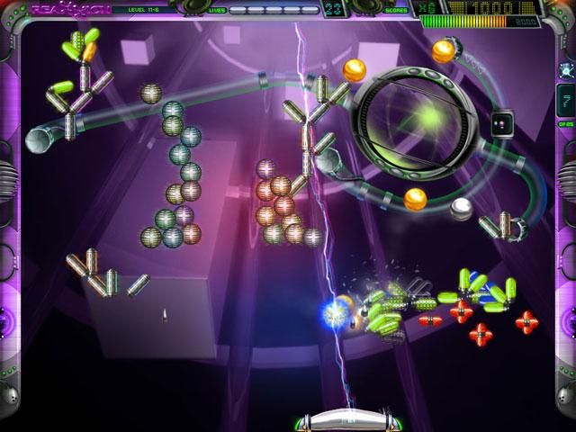 Game screenshot 3 Reaxxion