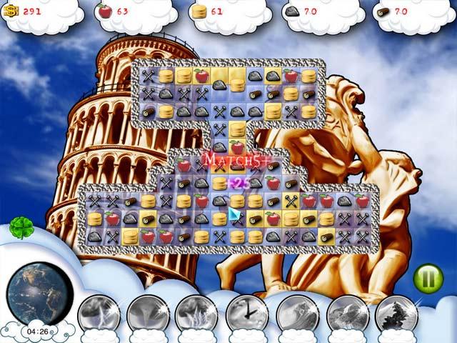Game screenshot 2 Rebuild the History