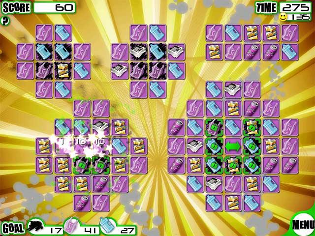 Game screenshot 1 Recyclomania