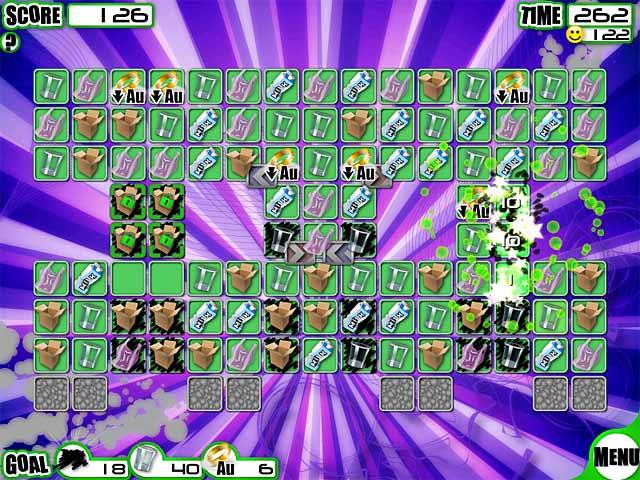 Game screenshot 2 Recyclomania