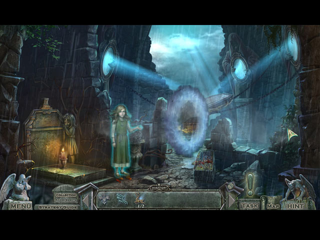 Redemption Cemetery 8: At Death's Door Screen1