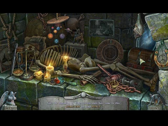 Redemption Cemetery 8: At Death's Door Screen2
