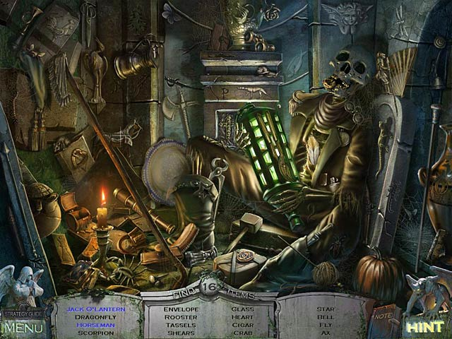 Redemption Cemetery: Children's Plight Collector's Edition – Mac Screenshot-3