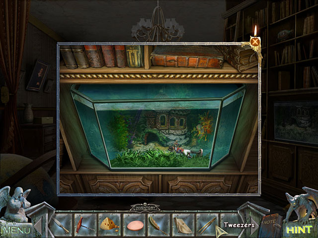 Game screenshot 2 Redemption Cemetery: Curse of the Raven Collector's Edition