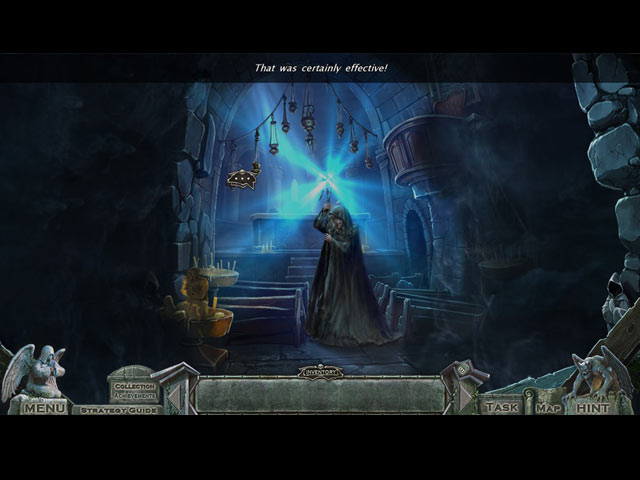 Redemption Cemetery: Embodiment of Evil - Screenshot 1