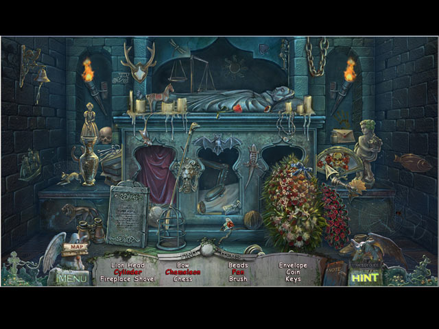 Game screenshot 1 Redemption Cemetery: Salvation of the Lost Collector's Edition