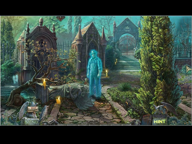Game screenshot 2 Redemption Cemetery: Salvation of the Lost Collector's Edition