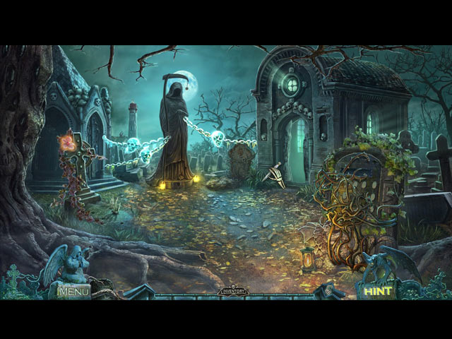 Game screenshot 1 Redemption Cemetery: The Island of the Lost