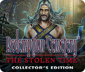 Feature screenshot game Redemption Cemetery: The Stolen Time Collector's Edition