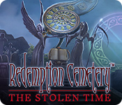Redemption Cemetery: The Stolen Time Walkthrough