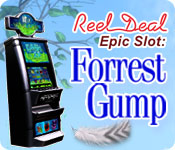 Reel Deal Epic Slot: Forrest Gump Screenshot
