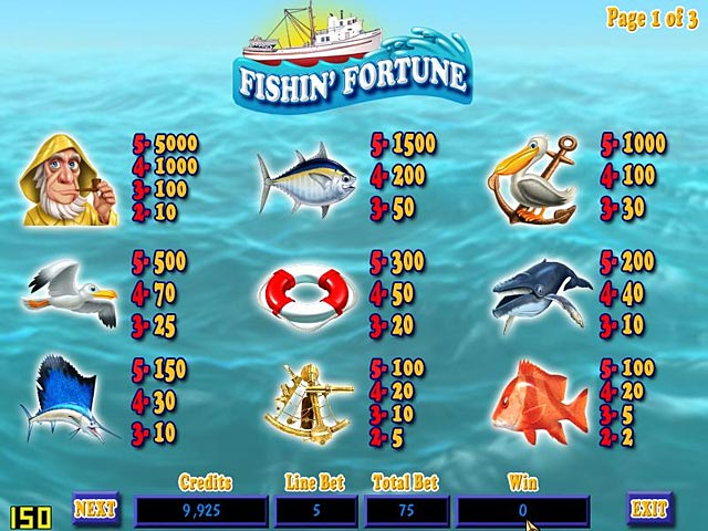 Game screenshot 3 Reel Deal Slots: Fishin' Fortune