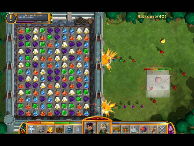 Game screenshot 3 ReignMaker