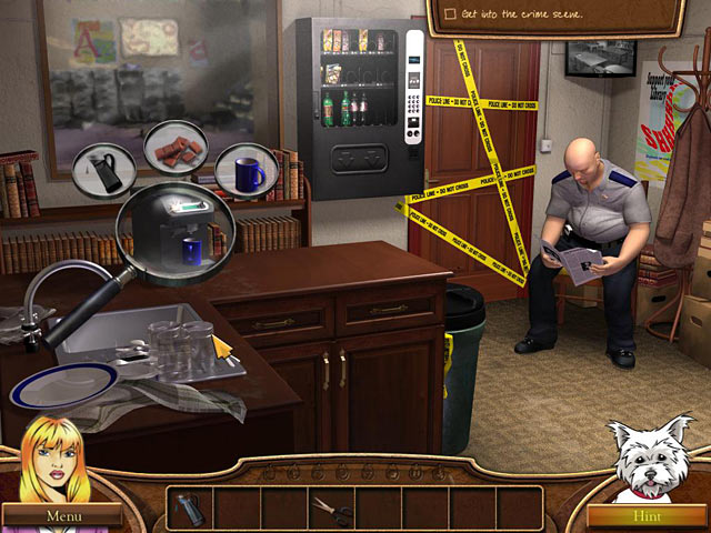Relics of Fate: A Penny Macey Mystery – Mac Screenshot-3