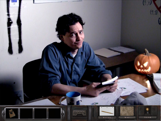 Game screenshot 1 Relics: Dark Hours