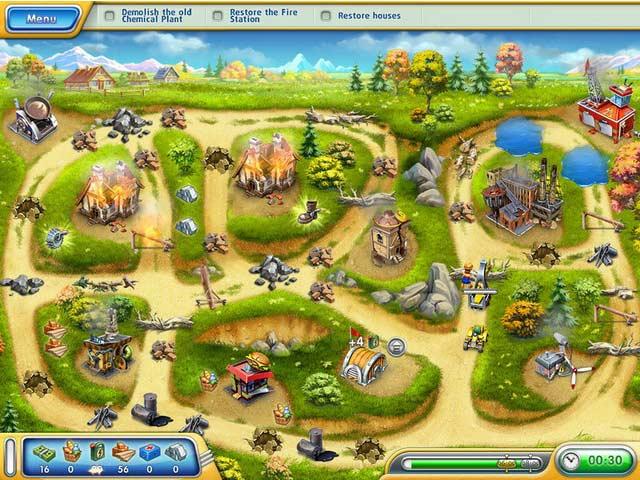 Game screenshot 1 Rescue Frenzy