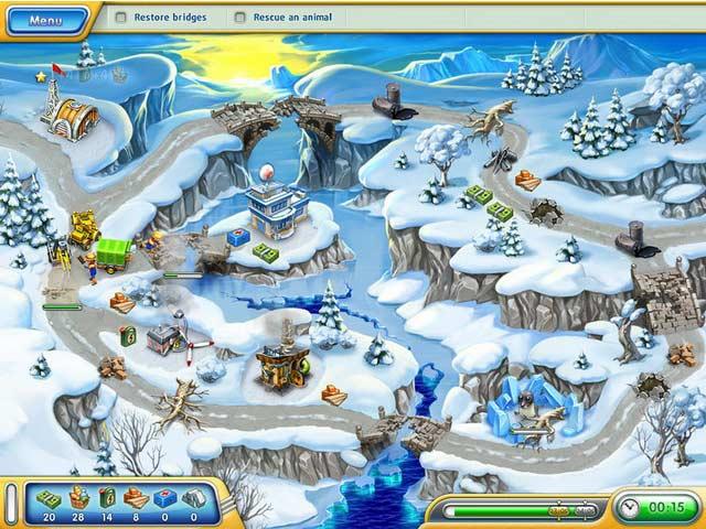 Game screenshot 2 Rescue Frenzy